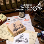 Antique Company Rubber Stamp Series - Ink&Pen