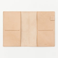 Goat Leather Cover for MD Notebook