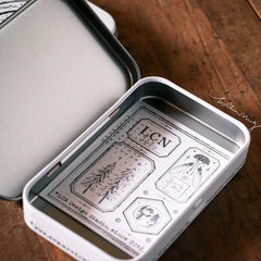 LCN Metal Storage Tin Box