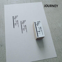 YOHAKU Original Rubber Stamp Collection