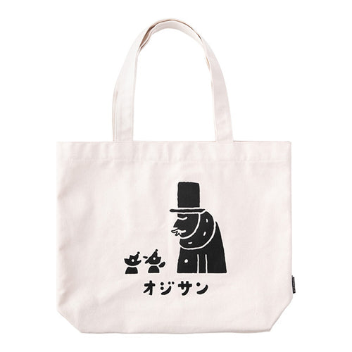 MD Ojisan 25th Anniversary Tote Bag (L)