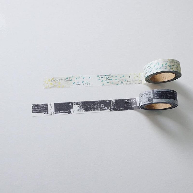 YOHAKU Original Washi Tape 041/042