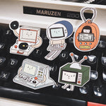 Yohand Studio Sticker Pack (3-10) Machines