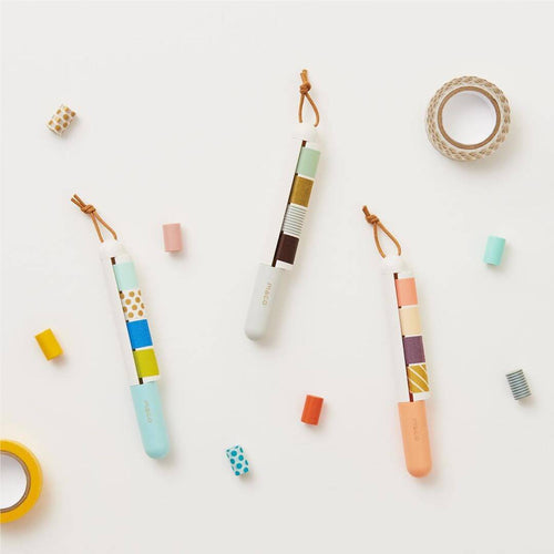 maco Washi Tape Holder + Washi Tape Set (limited edition)