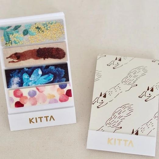 KITTA x juno embroidery Stickers