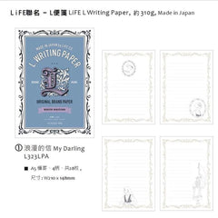 [Limited Edition] LDV x LIFE L Writing Paper Pad