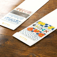 KITTA x Pebble Ceramic Studio Washi Tape Stickers