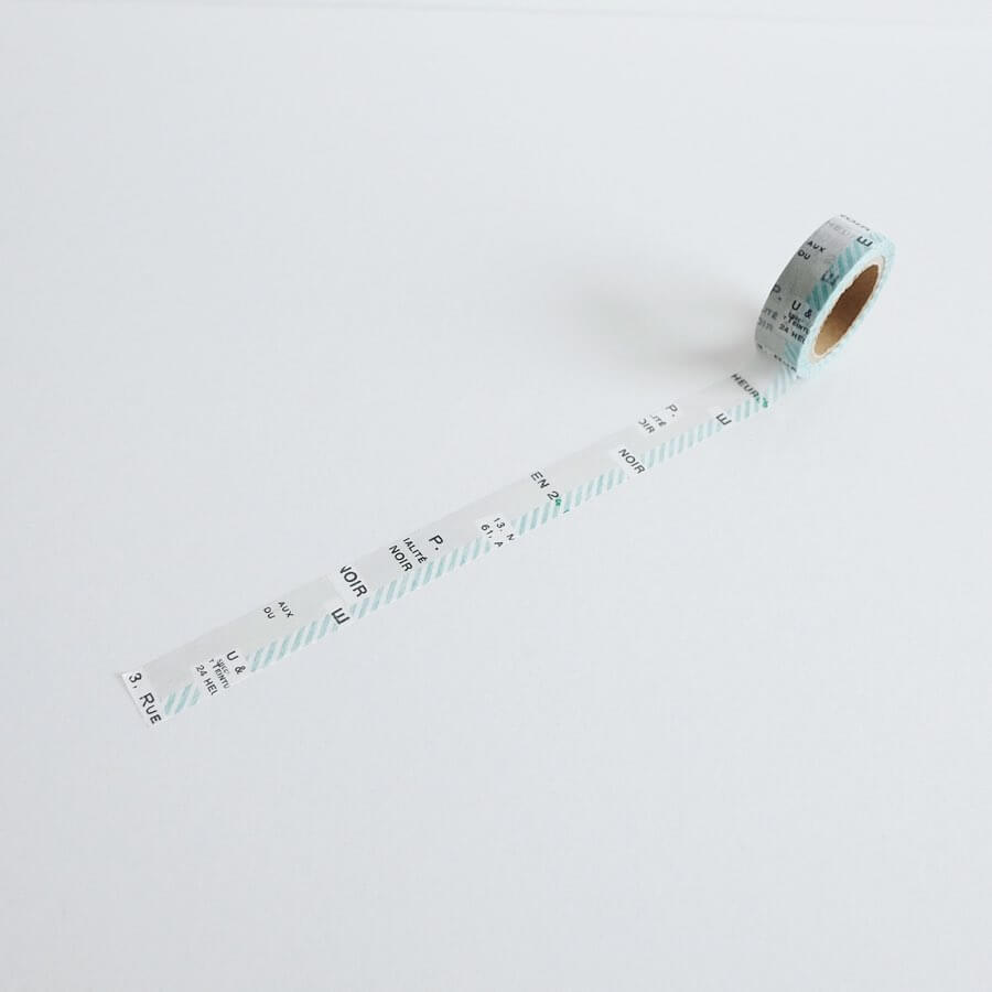 YOHAKU Original Washi Tape 055/056