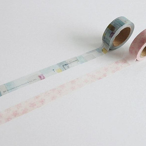 YOHAKU Original Washi Tape 059/060