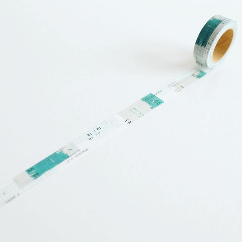 YOHAKU Original Washi Tape 057/058