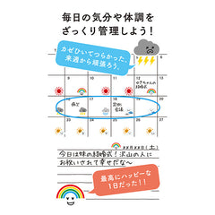 MD Weather Patterns Sticker Block