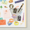 MD Washi Stickers Marché - Stationery