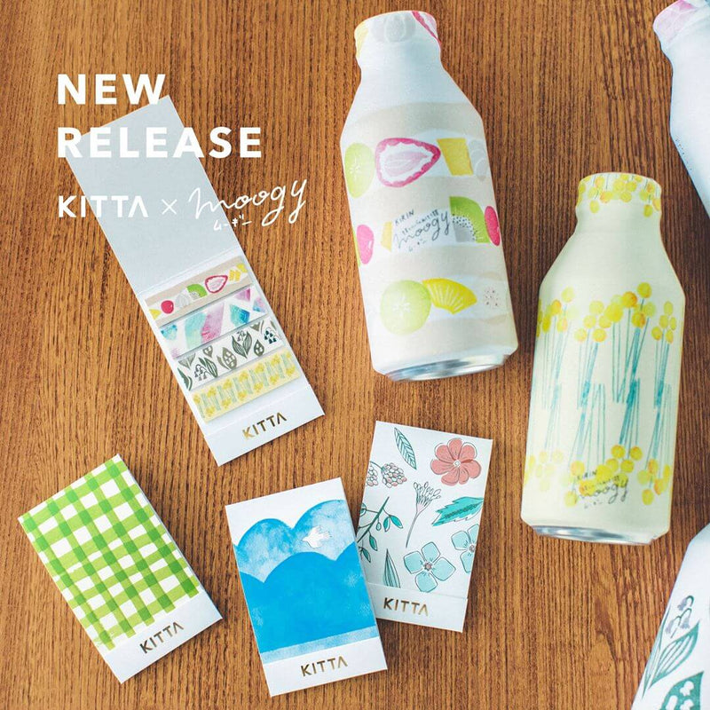 KITTA COLLABO - KITX003 Soyokaze / Gentle Breeze