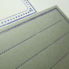 Yamazoe Letterpress Message Cards Box Set