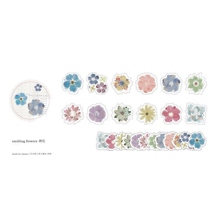 Chamil Garden x Bande Sticker Washi Tapes