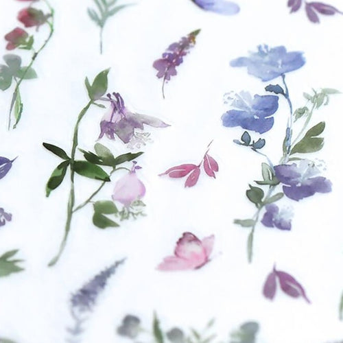 MU Print-On Sticker - Botanical Series XII