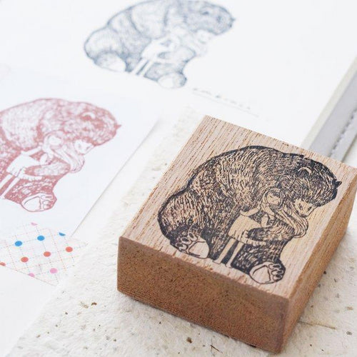 Black Milk Project Rubber Stamp - Be Held
