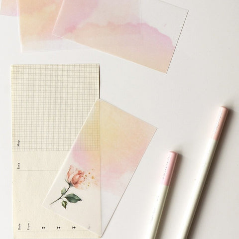 MU Dyeing Tracing Paper Pack