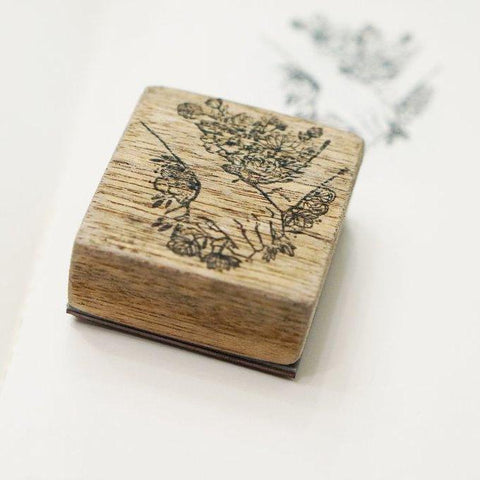 Black Milk Project Rubber Stamp - Devotion