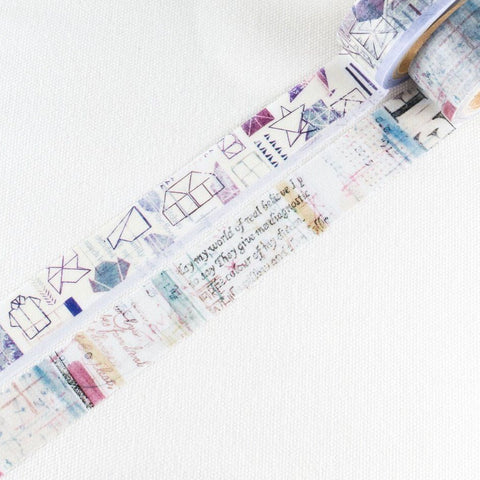 Chamil Garden Washi Tapes - Reprint Collection