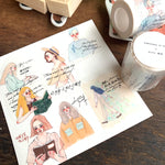 Best Wishes Washi Tape