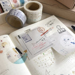 Chamil Garden Washi Tapes - Elsewhere