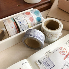 Chamil Garden Elsewhere Washi Tapes