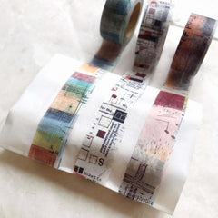Chamil Garden Washi Tapes - Reprint Collection II