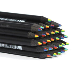 Black Pal 7-Coloured Lead Pencil