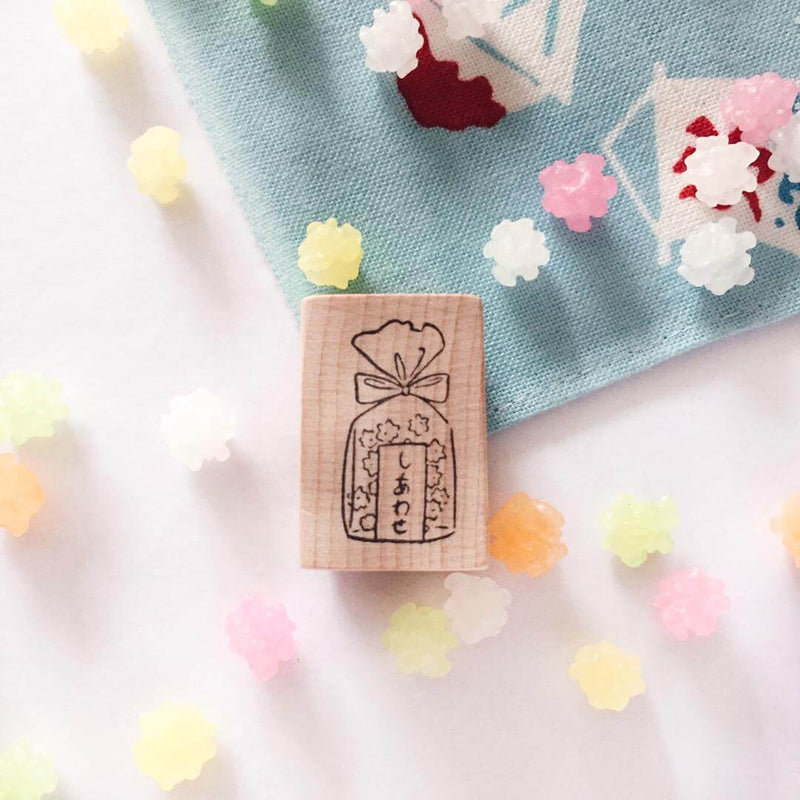 msbulat Rubber Stamp - Konpeito