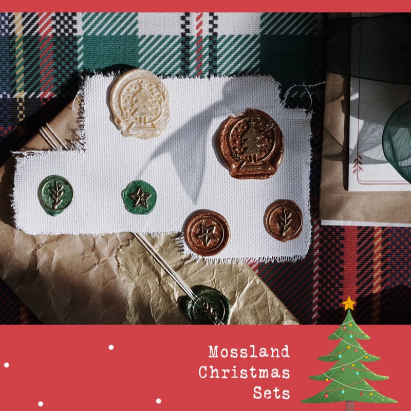 Xmas Greetings! Wax Seal Collection