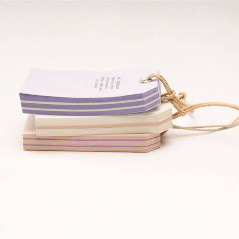 [Discontinued Item] Classiky Memo Pad to Hang
