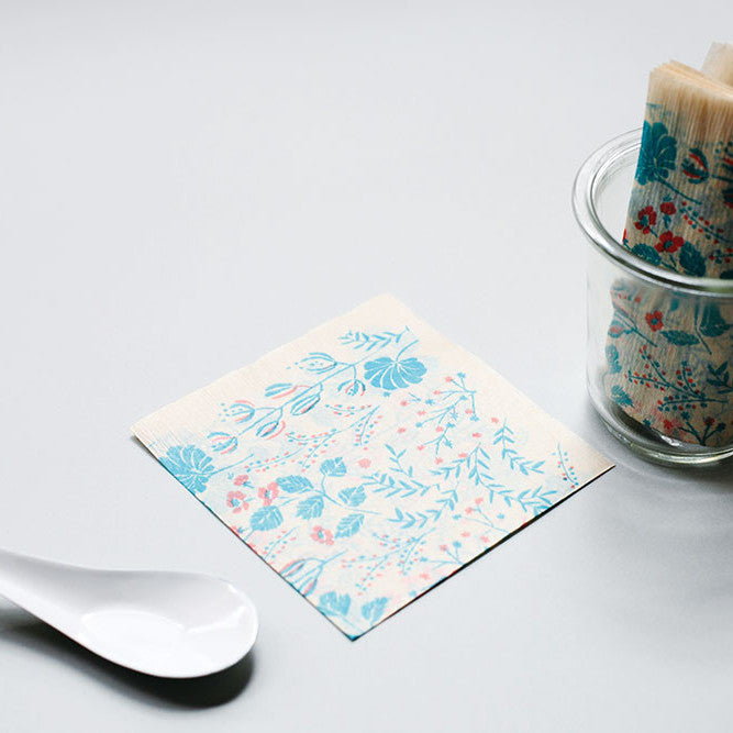 Classiky x Ten to Sen Paper Napkins