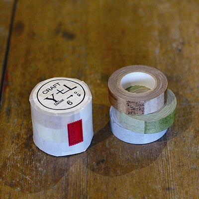 Classiky Collage Washi Tapes