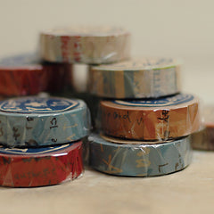 Classiky Graffiti A Washi Tapes - Set of 3
