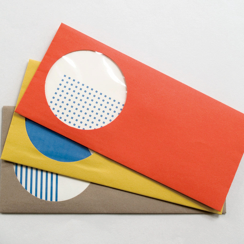 Classiky Window Envelopes + Folding Cards