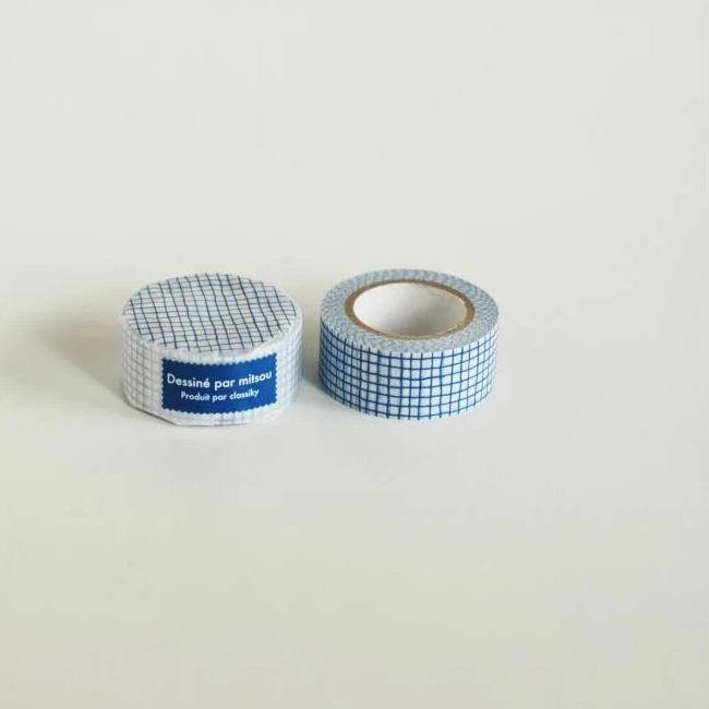 Classiky Dots/Stripes/Checks Washi Tape