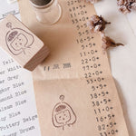 msbulat Rubber Stamp - Pening