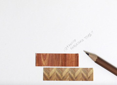 Wood Washi Tape Set