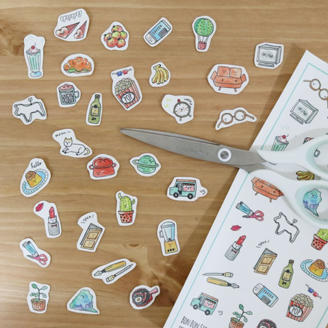 Bon Bon Stickers - Daily Accessories