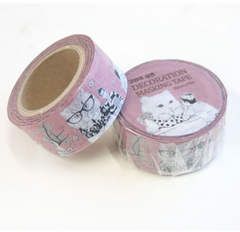 UncleCat Washi Tape - Cats & I
