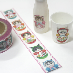 UncleCat Washi Tape - RolyPoly