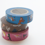 Classiky x Yonagadou Music Band Washi Tape