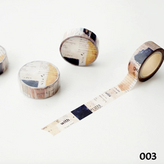 YOHAKU Original Washi Tapes Collection