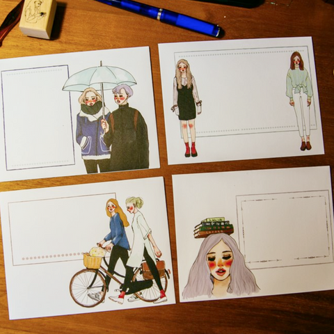 LDV [As Long as You're Fine] Series Envelopes