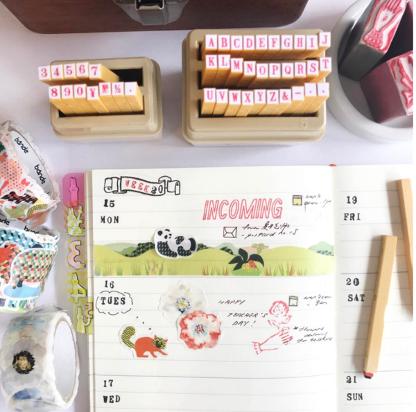 MD Notebook Diary 2019