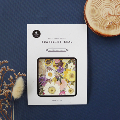 Suatelier Stickers - Dear flower