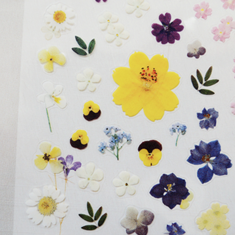Suatelier Stickers - Deco flower