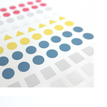 Suatelier Stickers - Geometric Plain I