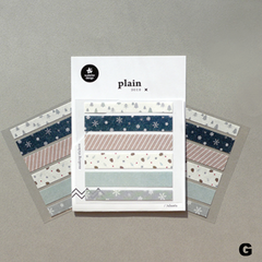 Suatelier Stickers - Geometric Plain III